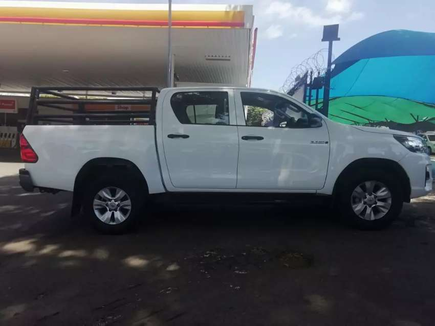 Toyota Hilux GD6 Auto  available now for sale