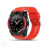 """Redline watches V8 1.22"""" Round Screen MTK6261 IP65 Android Bluetooth S 0"""