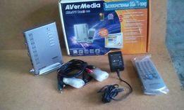 високоякісний SXGA TV-тюнер AVerTV Box9