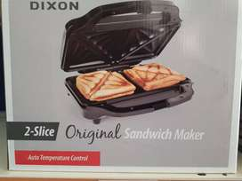 Dixon 2-Slice Sandwich Maker