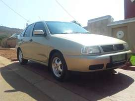 2001 Polo Classic 1.8 Lux