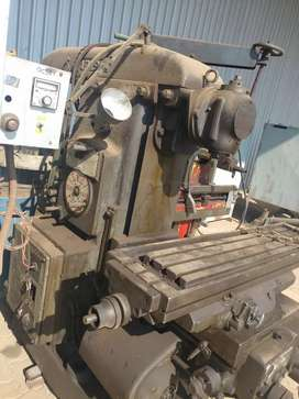 Milling Machine as is