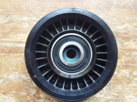 VW golf.jetta flat or v belt pulley.also fits transporter and crafter