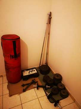 Weights for sale {combo deal only}