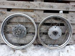 Мотоцикл Минск - колёса