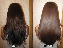 Кератиновое выпрямление нового поколения +лечебная реконструкция волос