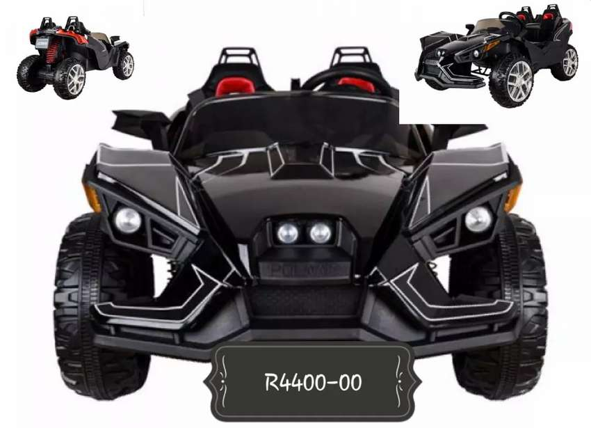 Kids electric Ride on cars with remotes 0