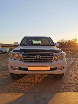 2009 Toyota Land Cruiser VX200 V8