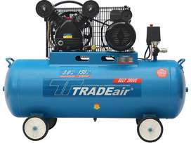 Tradeair 3HP-150V Belt Drive Compressor (MCFRC222)