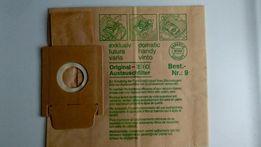 Бумажные фильтр-мешки для пылесоса EIO.