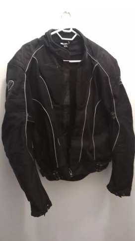 Perfecto Racing summer motorcycle jacket - Small