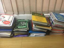 Textbooks and notes grade 10 to 12