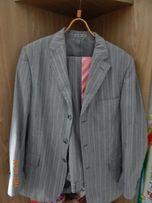 Мужской классический костюм Gregory Arber 44-48 + подарки)))