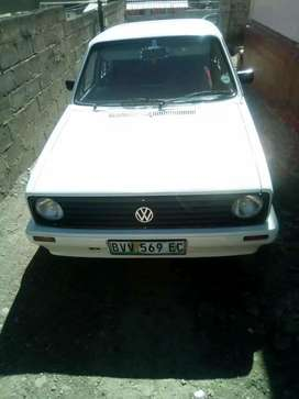 Citi golf  1.3 licence up to date papers in order