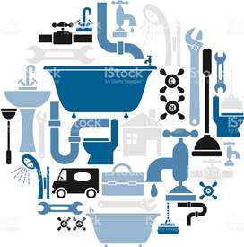 Plumbing services and supply