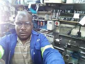 Semi Skilled Fitter and Turner