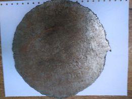 Нержавейка труба 25мм.*3мм и блин диаметр 210мм , толщина 30мм.