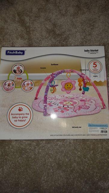 Новый коврик развивающий Fitch Baby Сумы - изображение 2
