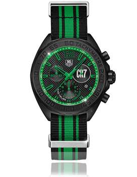 Tag Heuer Formula 1 Chronograph Cristiano Ronaldo Limited Men's Watch