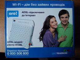 ADSL-модэм ZXV10 H108L с Wi-Fi