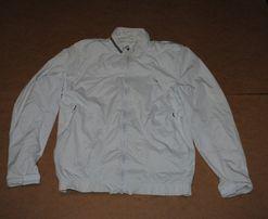 Adidas куртка для спорта белая