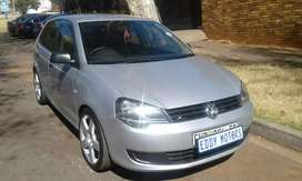 2013 vw polo vivo 1,4 hatchback