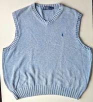 Ralph Lauren męski pulower kamizelka rozmiar XL