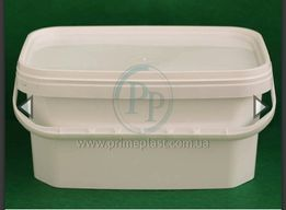 Тара с крышкой для расфасовки корма для животных в Зоомагазины 5-33 л