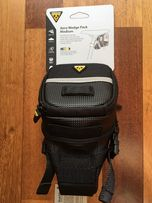 Topeak Aero Wedge Pack MEDIUM torba podsiodłowa na paski NOWA