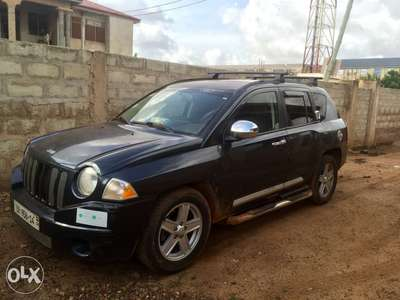 Image of Jeep Compass in good condition for sale