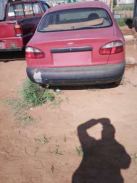 Daewoo lanos for Sale R10000 negotiable