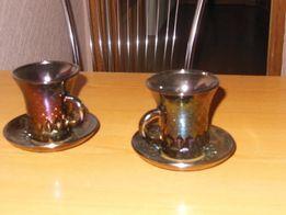 Чашка с блюдцем (набор 6 пар)