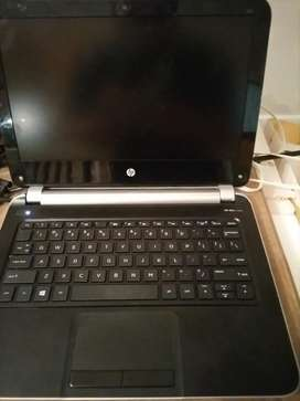 HP 215 notebook
