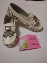 Мокасины, туфли детские