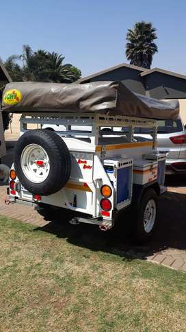 Venter Bushbaby Trailer