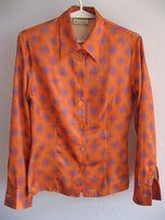 Elegancka bluzka koszulowa angielska