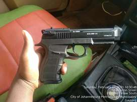 Self defense gun no permit or licence needed