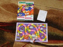 sprzedam zestaw kilku gier i gratis kilka puzzli dla najmłodszych