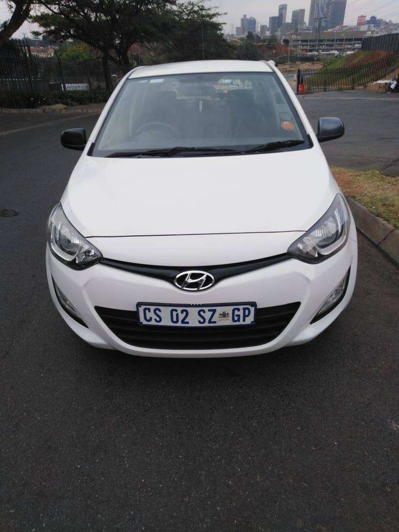 2013 Hyundai i20 1.2 motion For sale 0