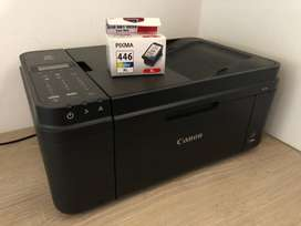 Canon PIXMA MX494 4-in-1 Multi-function Printer