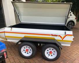Venter Moonbuggy Trailer