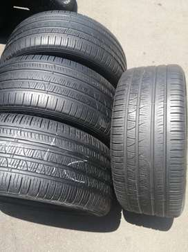 295 45 R20 Pirelli Scorpion Verde All Season Run Flat Tyres | Price 4X