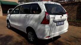 Toyota Avanza 1.5Sx Seven Seaters Manual For Sale