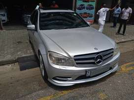 Mercedes benz c200 cg1 model 2011 mileage 95000