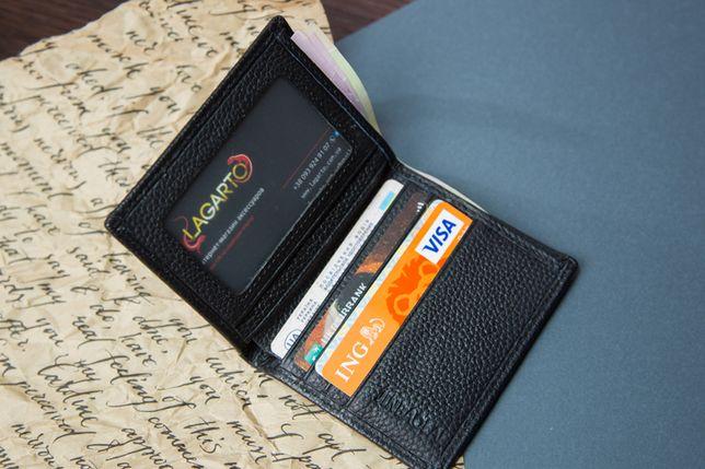 НОВИНКА!!! Ультракомпактный КОЖАНЫЙ мужской кошелек портмоне Jinbaolai Чернигов - изображение 4