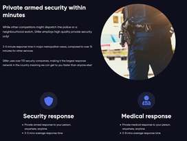 Personal Armed & Medical Response