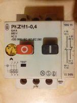 Автоматический выключатель защиты двигателя PKZM01-0,4