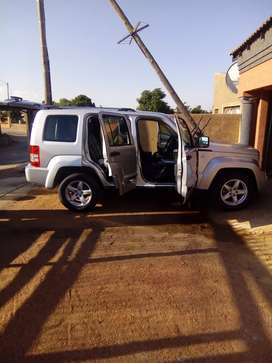 SUV up for sale