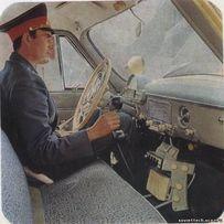 Пульт для радиостанции Пальма, 70-е годы СССР.