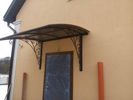 Козырьки для дома, ворота, ворота гаражные, решетки на окна, заборы